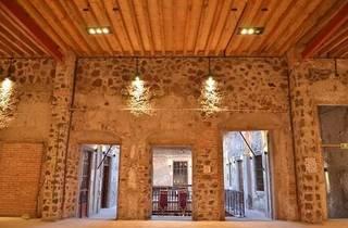 Interior de Casa Franciscana