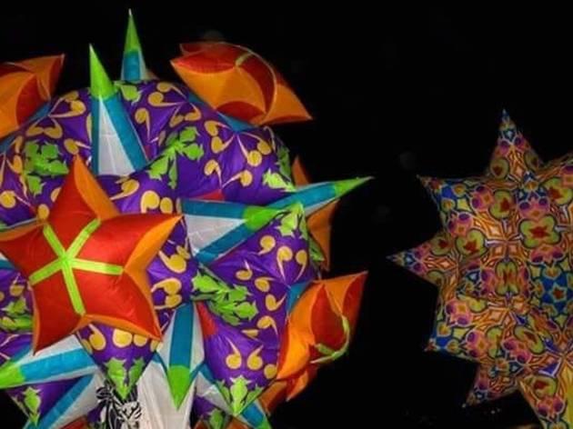 Imagen de globos de papel de china