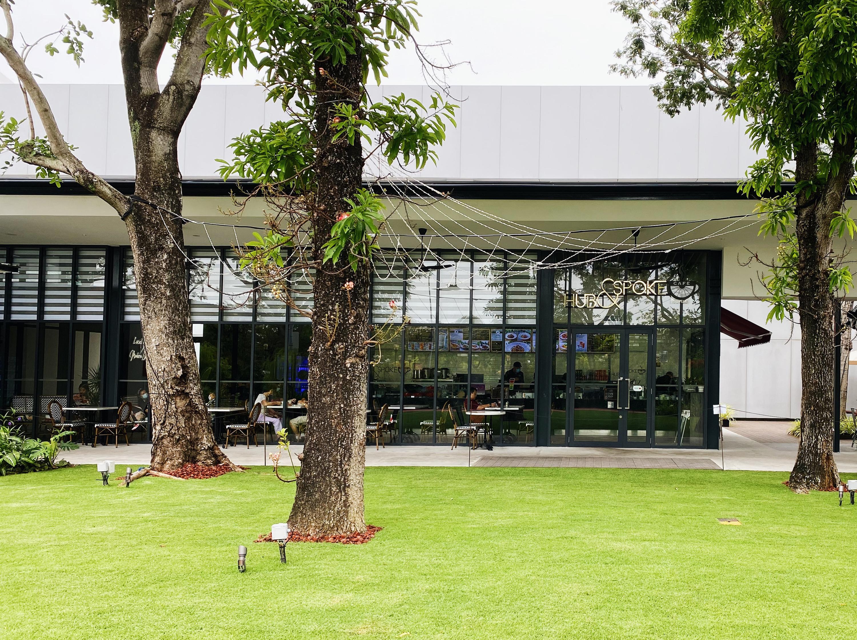 Hub and Spoke Cafe