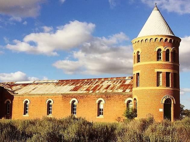 The Tower at Mount Ophir Estate, Rutherglen