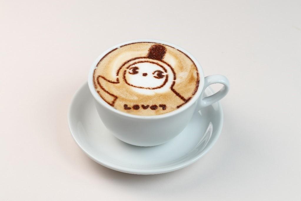 Lovot cafe