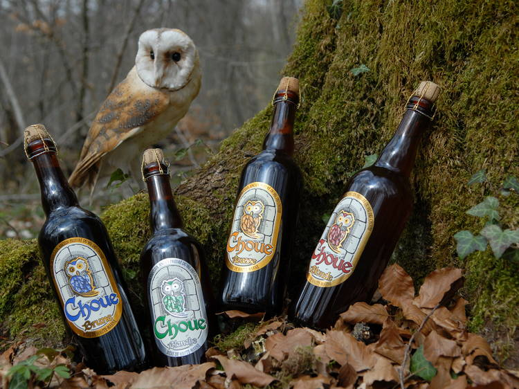 Humer, manger et boire le terroir du Parc national de forêts