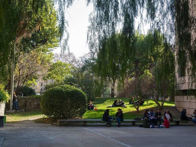 Jardins de la Universitat