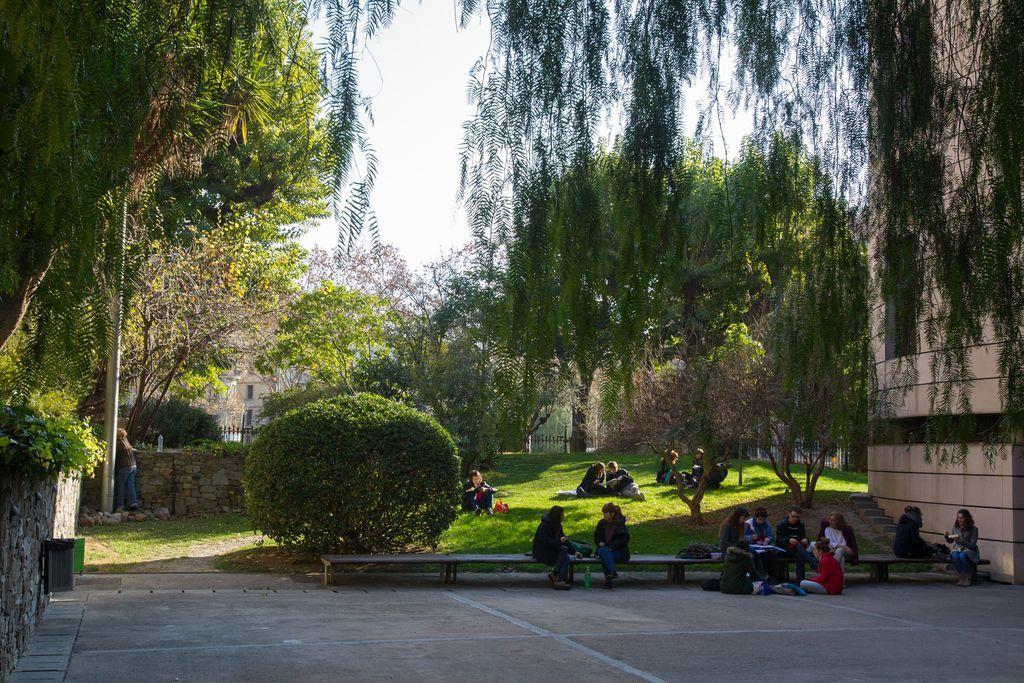 Jardins de la Universitat de Barcelona