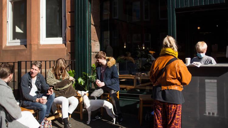 East Coffee Company, Glasgow