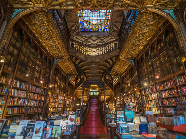 Take a literary tour of the world