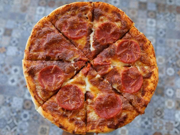 Fantom Pizza, pizzas a domicilio con la masa que más te guste