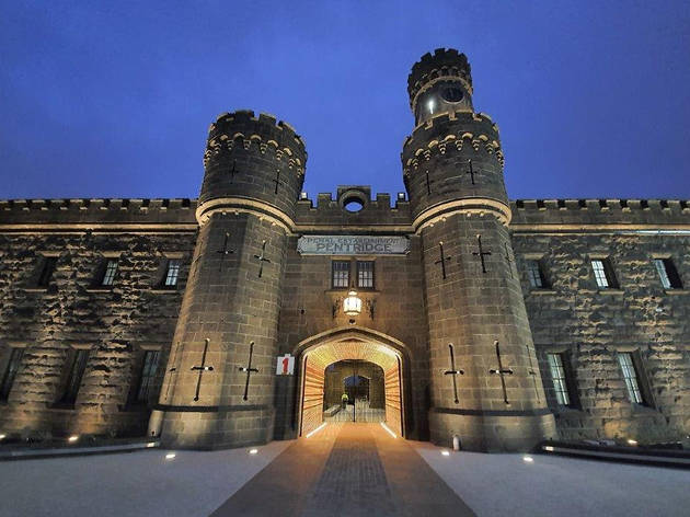 Pentridge Prison Palace Cinemas