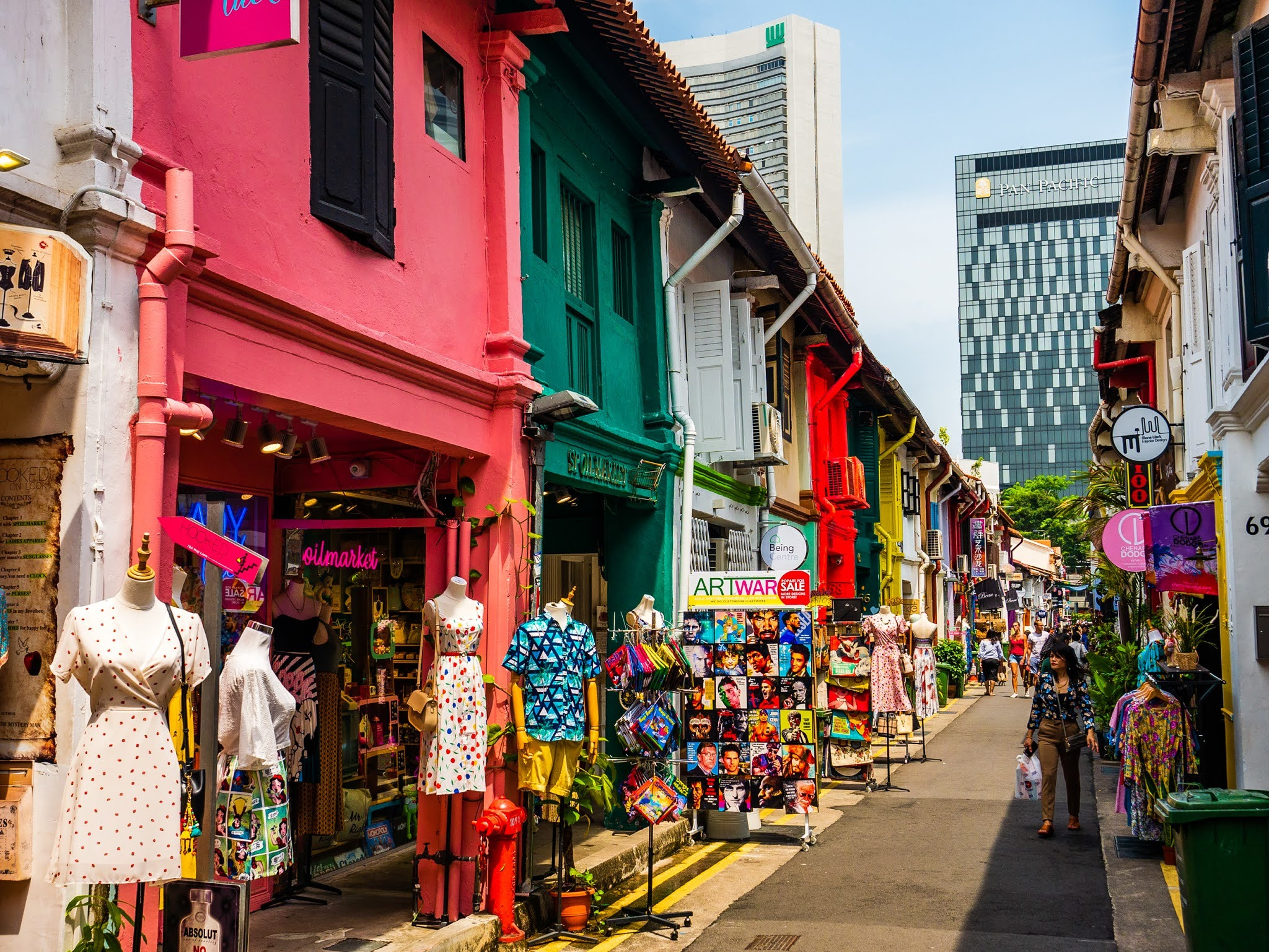 Bugis has been named one of the coolest neighbourhoods in the world