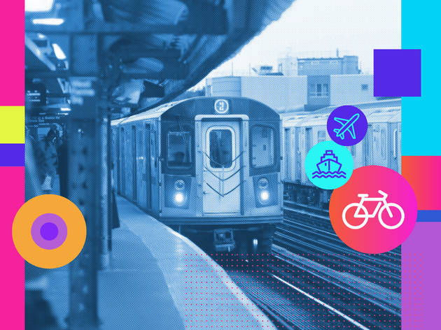 Electric bikes and scooters are the future of transit in NYC