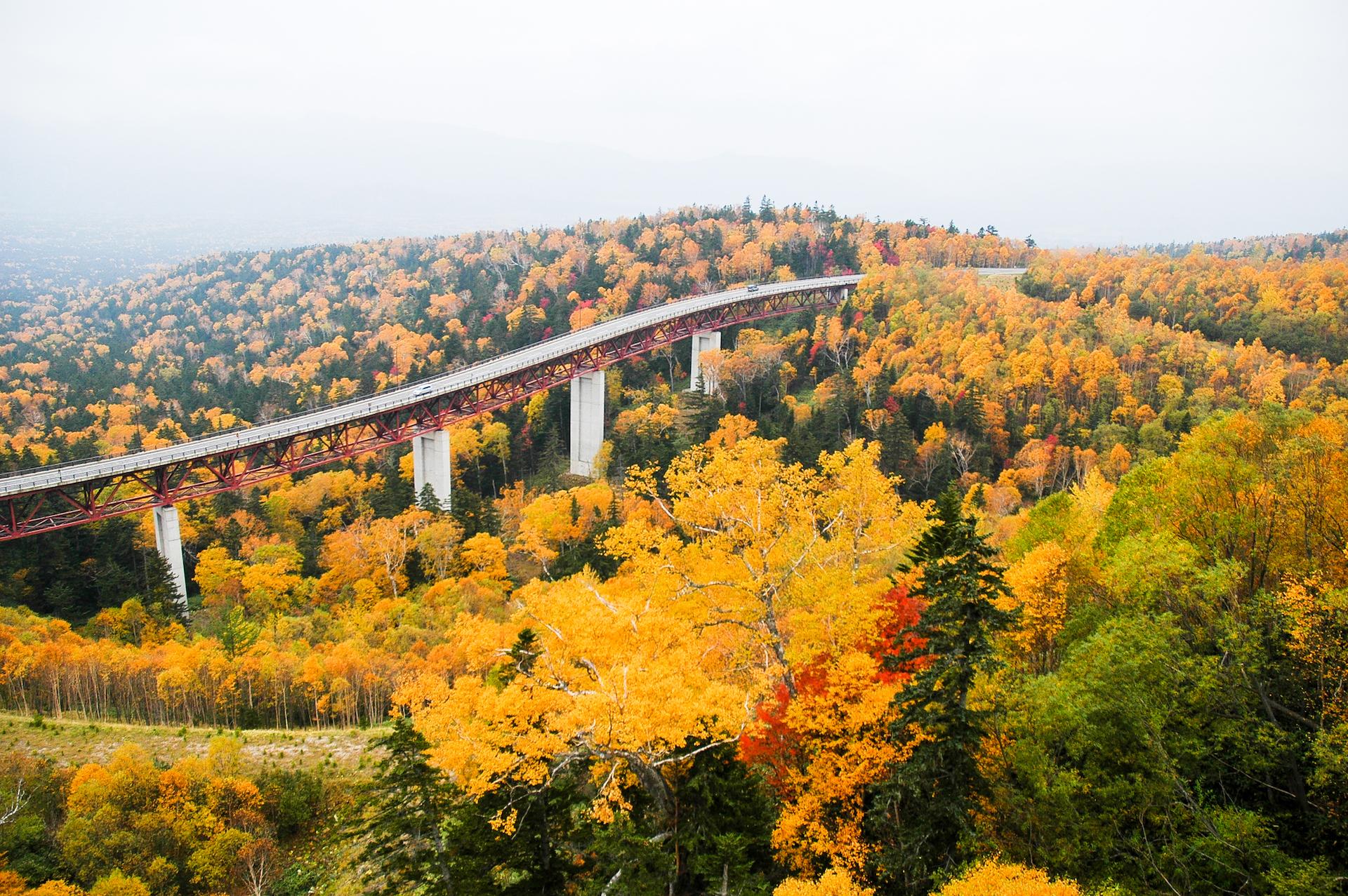Mikuni Pass, Hokkaido