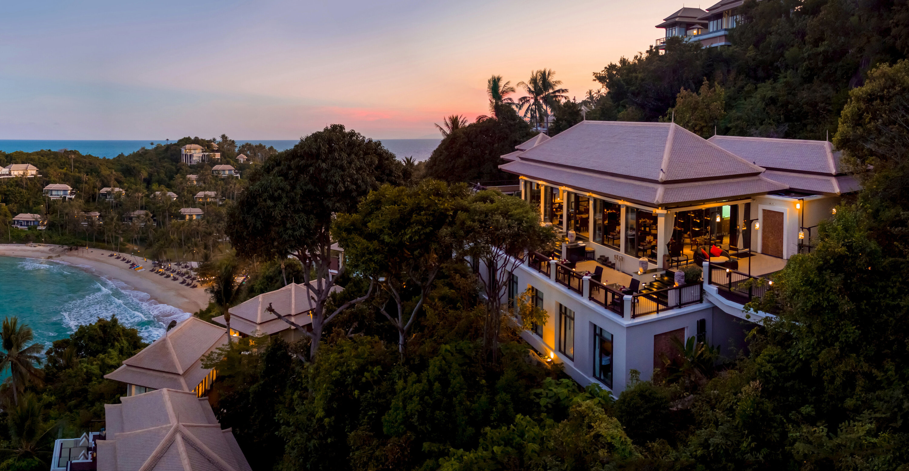 Check-in: Banyan Tree Samui