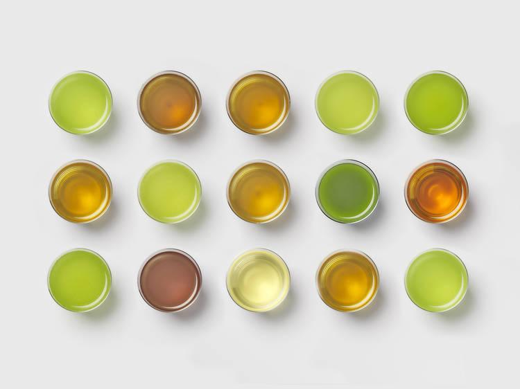日本茶はサブスクで極める。