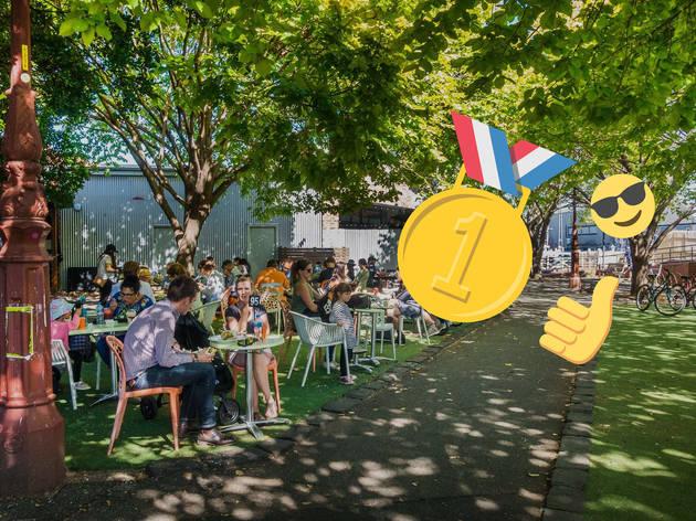 Yarraville Coolest Neighbourhoods emojis