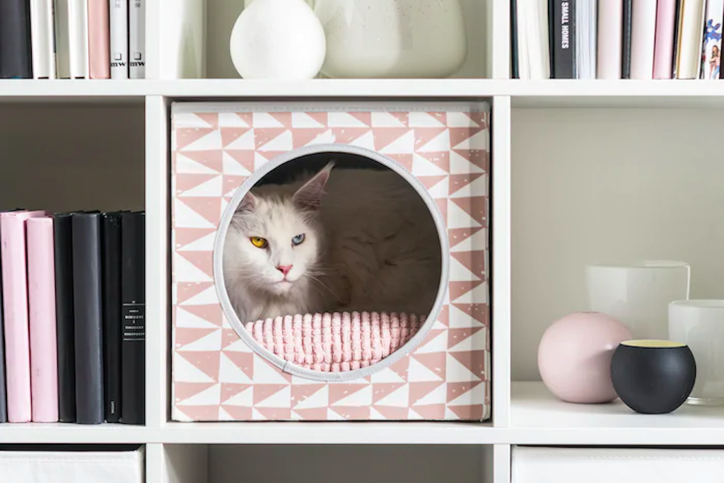 The new furniture collection for pets is now available at Ikea Singapore