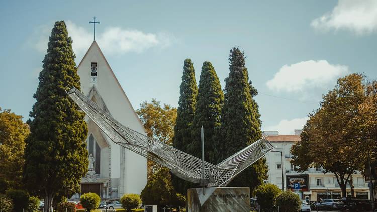 Igreja de São João de Brito, Alvalade