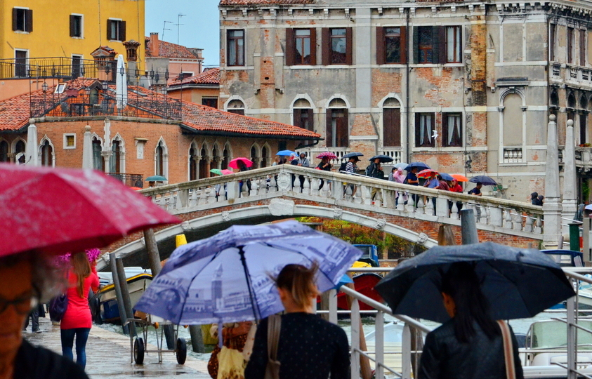 Venice has new flood barriers – and they've already prevented potential disaster