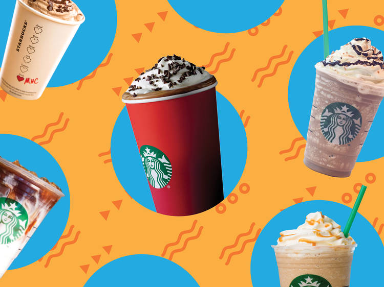 Starbucks secret menu items and how to order them