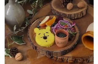 Winnie the Pooh HUNNY'S CAFE in STRANGE DREAMS