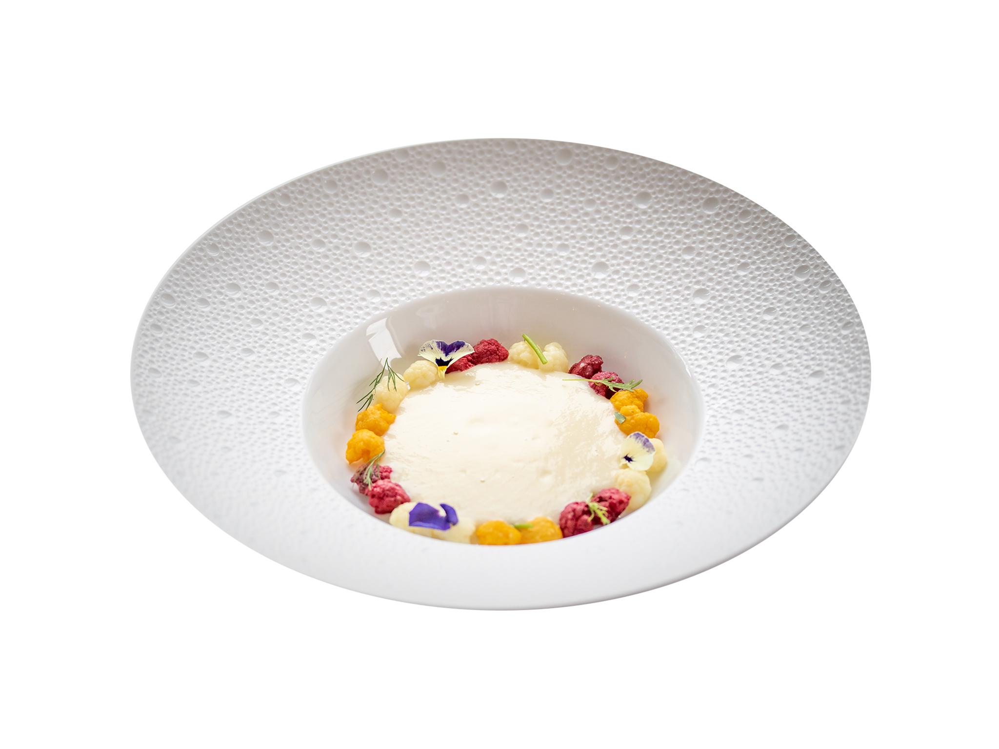 Restaurante, 1828, World of Wine, Sopa de Couve-flor