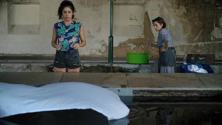 'O Sapo e a Rapariga' (2018) de Inês Oliveira