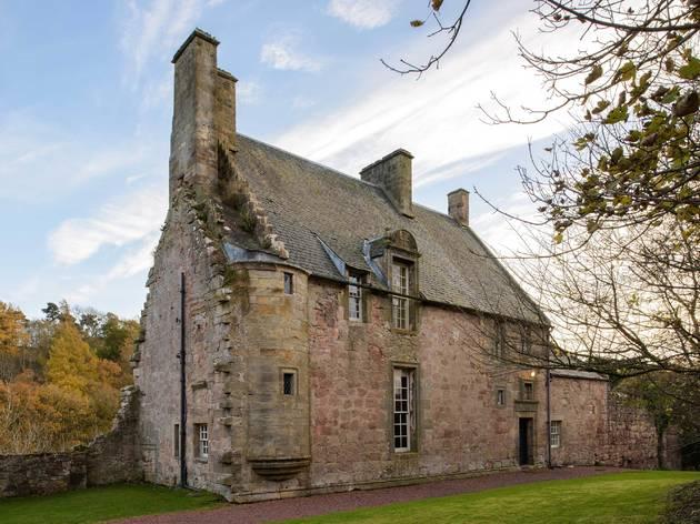 Rosslyn Castle, Midlothian