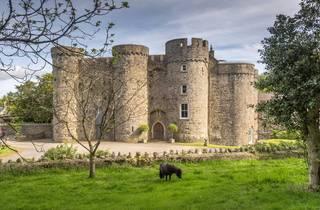 Upton Castle, Pembrokeshire