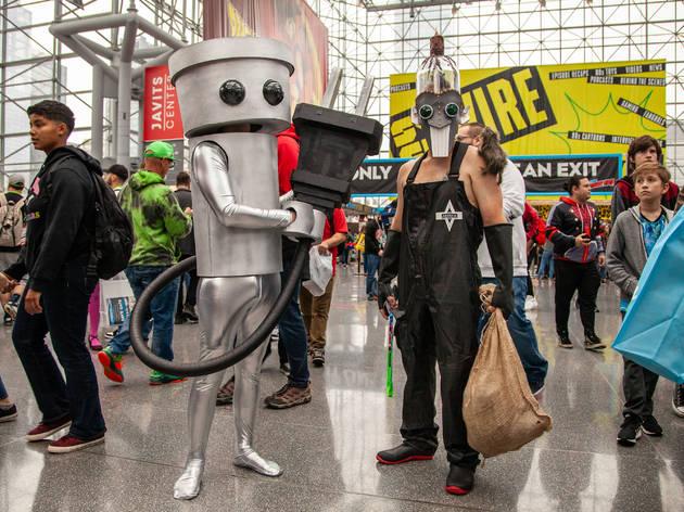 NYC Comic Con 2019