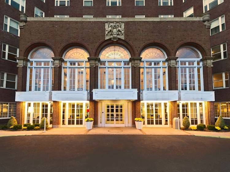 Get freaked out at the Haunting at Berkeley Oceanfront Hotel