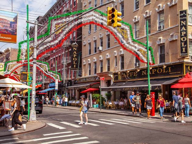 Five amazing secrets of Little Italy