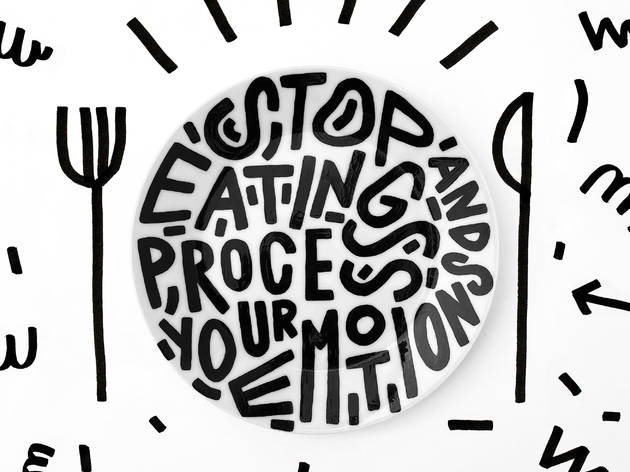 Stop Eating and Process Your Emotions