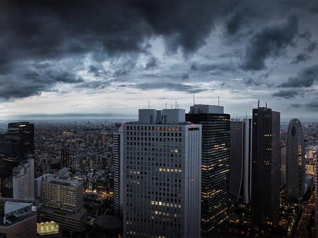 Tokyo typhoon survival guide top image