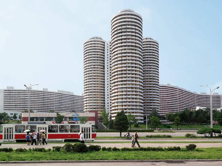 Kwangbok Street Apartments