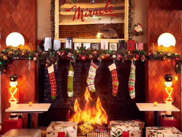 miracle pop-up at the henrietta hotel