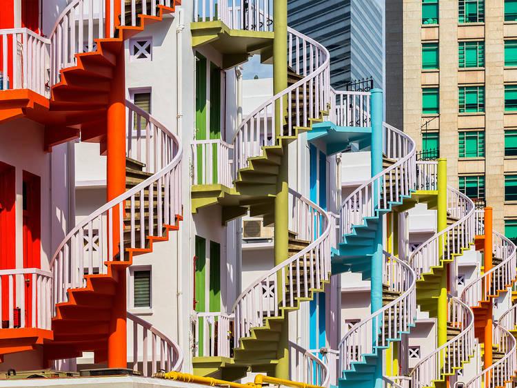 Los 40 barrios más cool del mundo de 2020