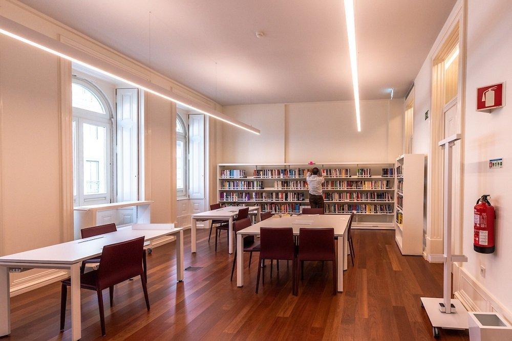Biblioteca de Alcantara
