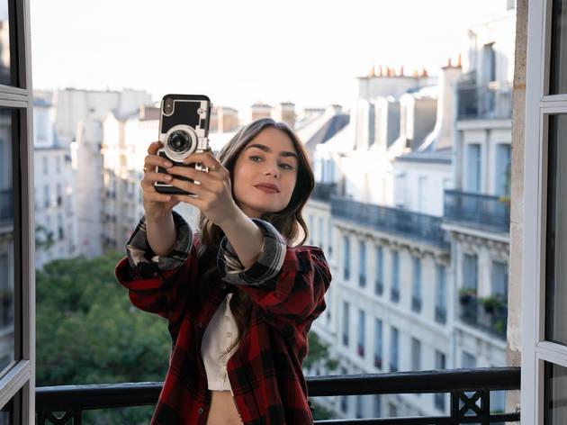 Emily in Paris on Netflix