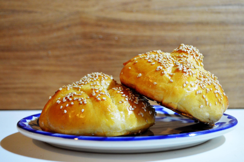 Pan de muerto, Pecana Panadería