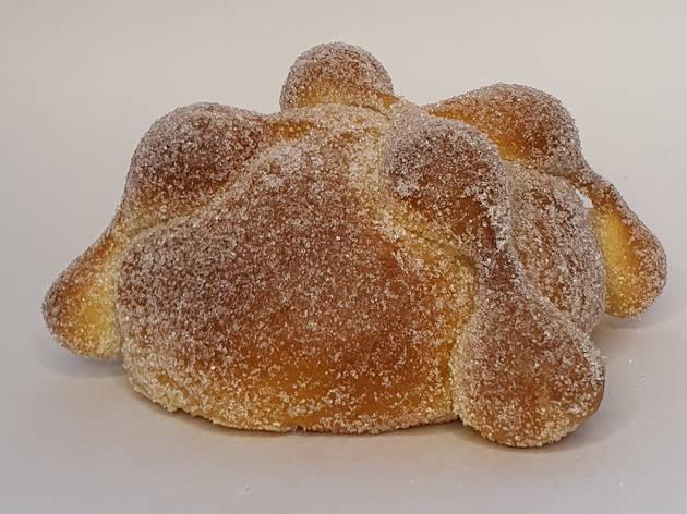 Pan de muerto, Caprice Patisserie