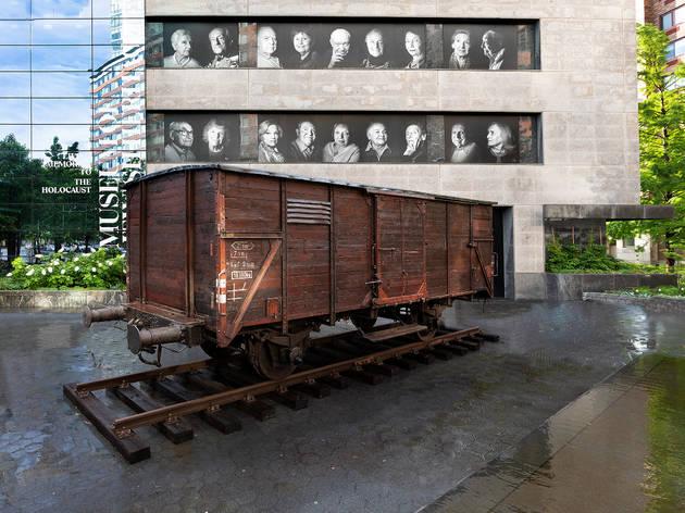 Auschwitz. Not long ago. Not far away.