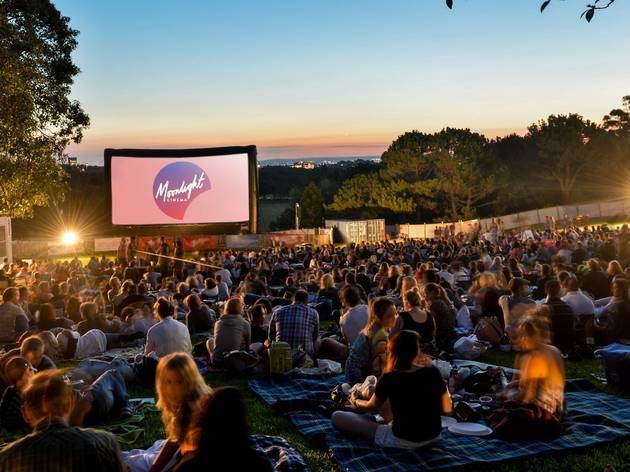 Moonlight Cinema returns to Centennial Park
