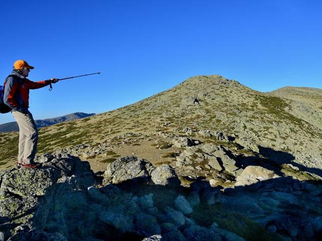 Cuerda Larga. Parque Nacional de la Sierra de Guadarrama