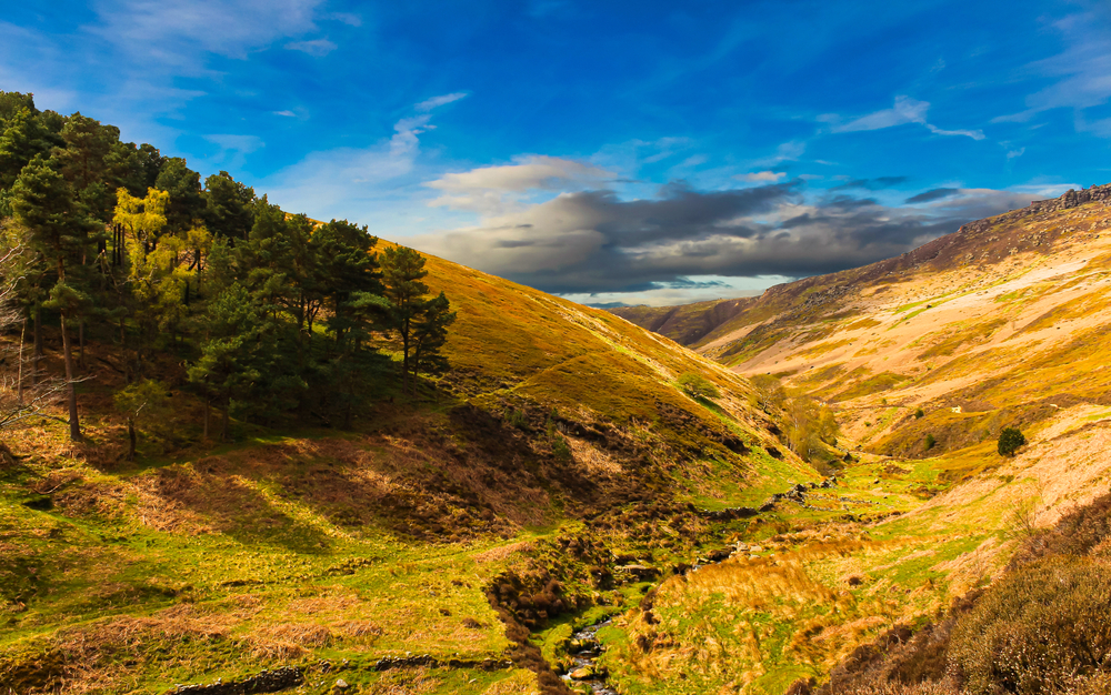 The best UK hiking trails for social distancing have been revealed