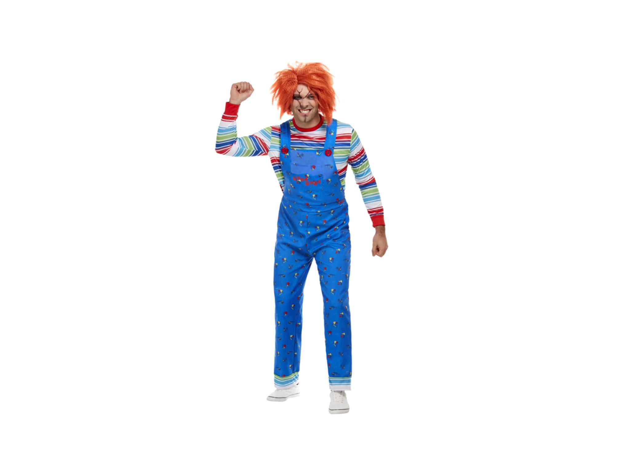 Halloween, Disfarçes, Disfarces Adulto Halloween, Chucky