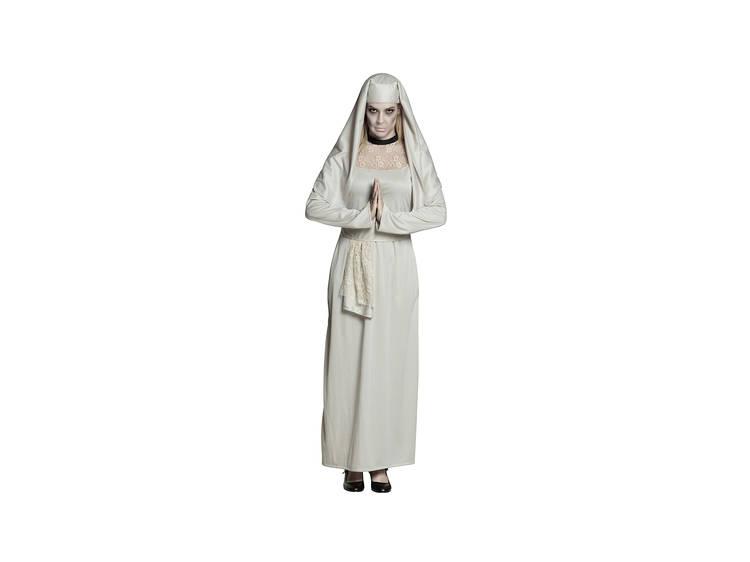 Fato de freira diabólica