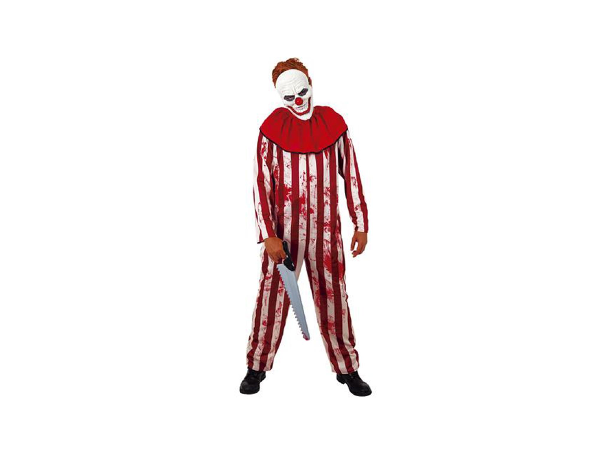 Halloween, Disfarces, Disfarces Adulto Halloween, Palhaço Assassino