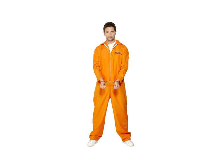 Fato de prisioneiro condenado