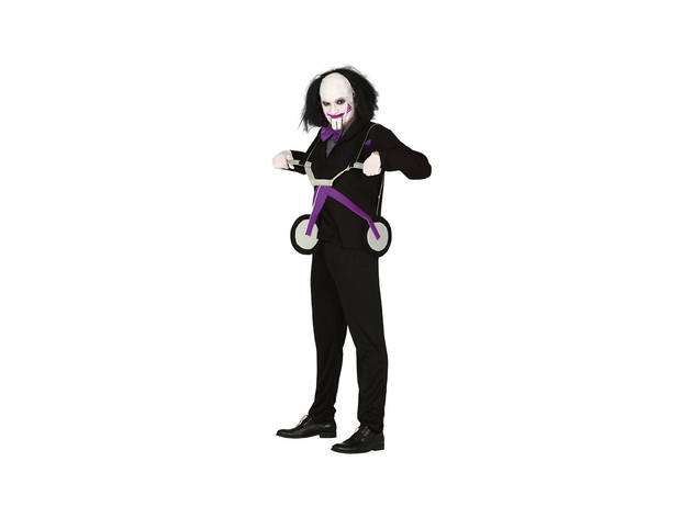 Halloween, Disfarces, Disfarces Adulto Halloween, Saw