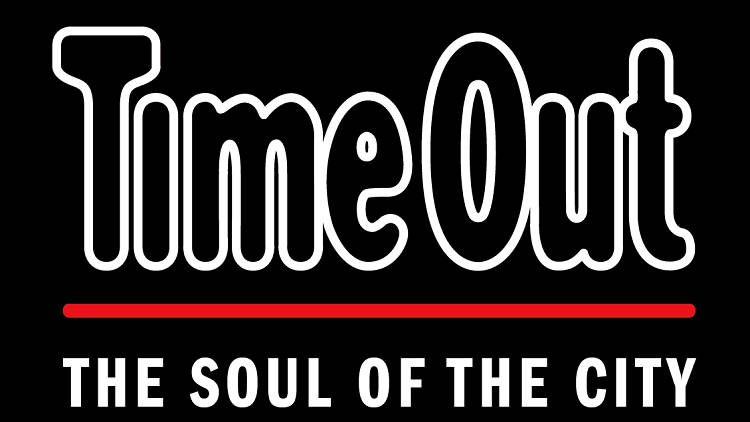 Time Out The Soul of the City logo
