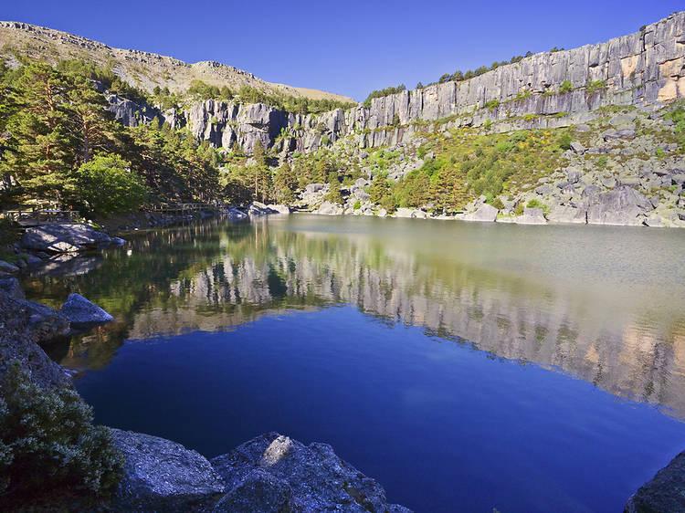Laguna Negra y Circos Glaciares de Urbión. Sòria